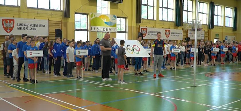 Złotów (Jastrowie): Olimpijskie zmagania młodzieży