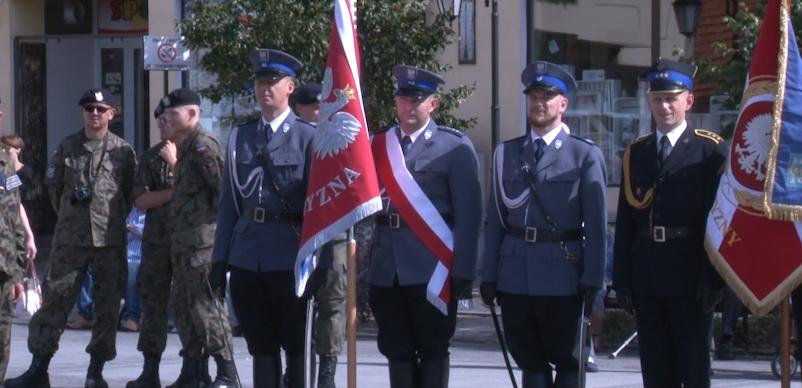 Środa Wielkopolska: święto policji