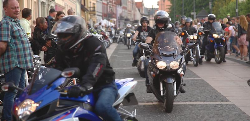 Czarnków: V zlot motocyklistów