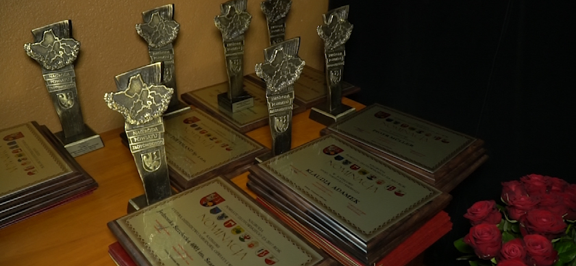 Rozdali Nagrody Powiatu Złotowskiego