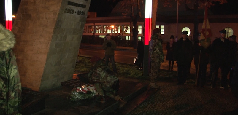 Międzychód: uczcili powstańców wielkopolskich