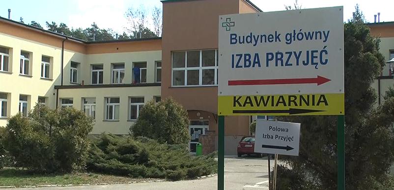 Wygaszanie szpitala dla pacjentów z COVID-19 pod Kaliszem zostanie przesunięte