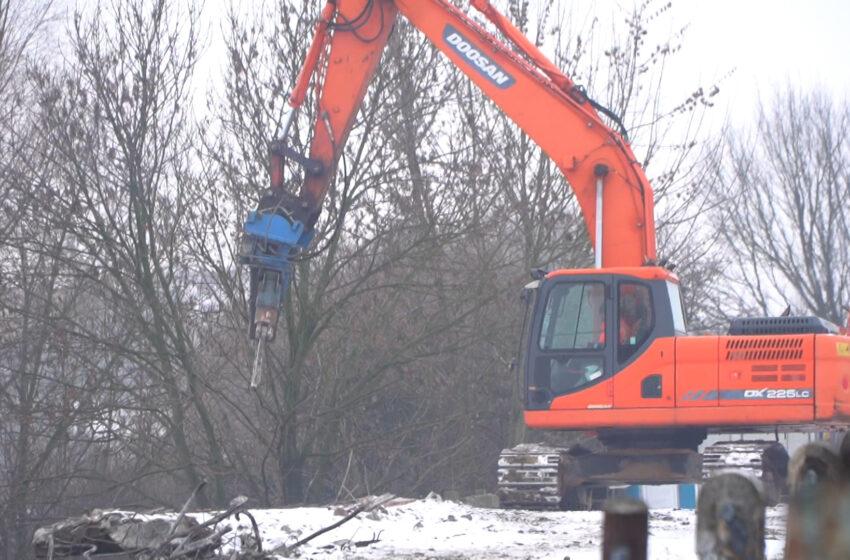 Ruszył remont mostu Bernardynka