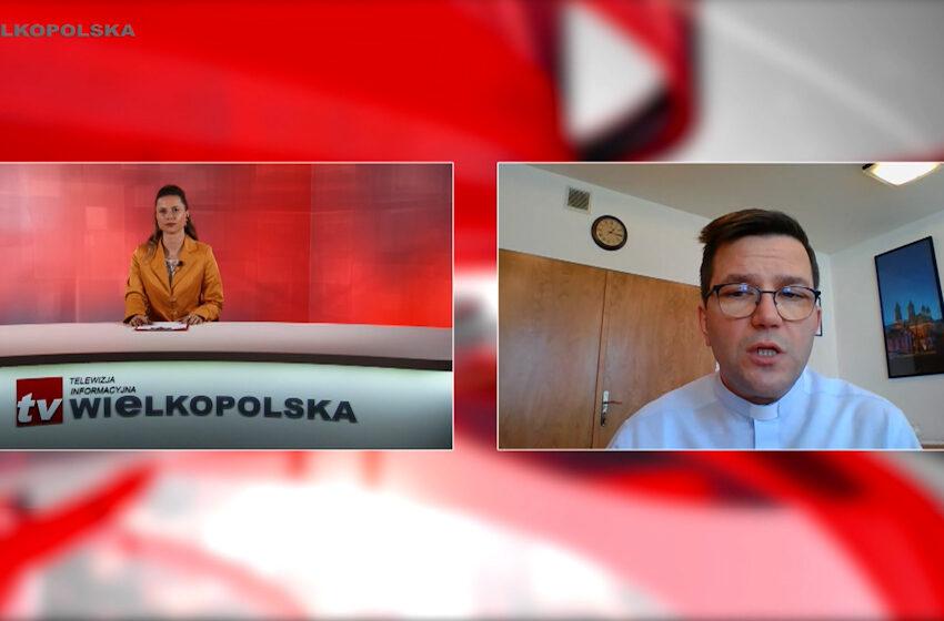 W CZTERY OCZY – ks. Marcin Janecki