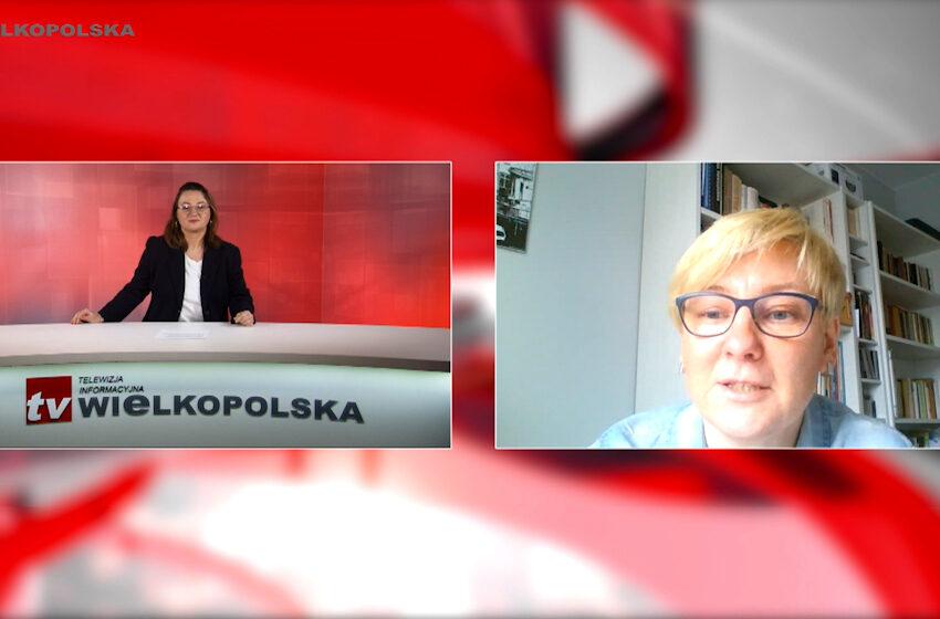 W CZTERY OCZY – dr Agnieszka Gołębiak