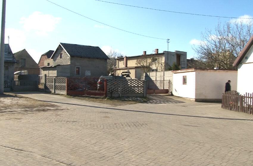 Czy mieszkańcy w Kazimierzu Biskupim zostaną pozbawieni dojazdu do domu?