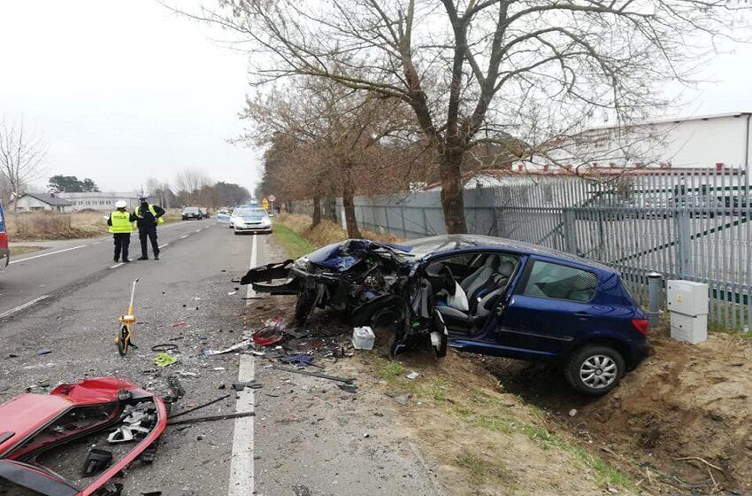Śmiertelny wypadek samochodowy w Ruminie