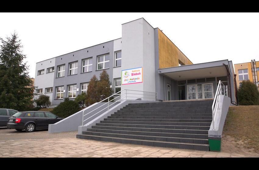 Publiczny Żłobek w Rychwale oficjalnie otwarty