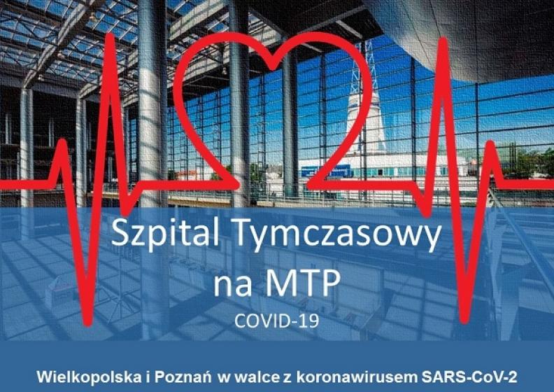 Szpital Tymczasowy MTP zatrudni personel medyczny