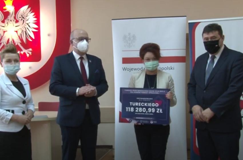 Rządowe wsparcie dla DPS-u w Skęczniewie
