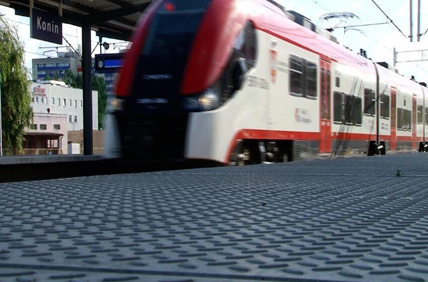 Co dalej z linią kolejową Konin-Turek?