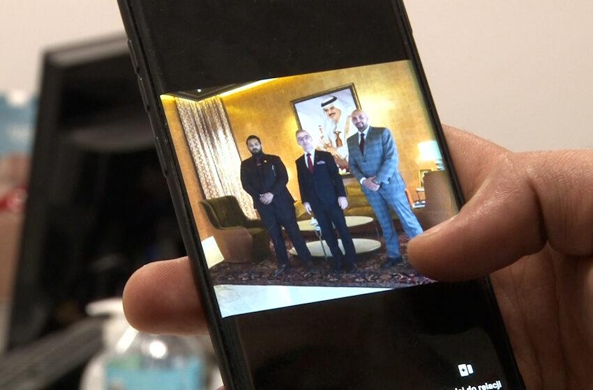 Rozmowy o Koninie w Bahrajnie