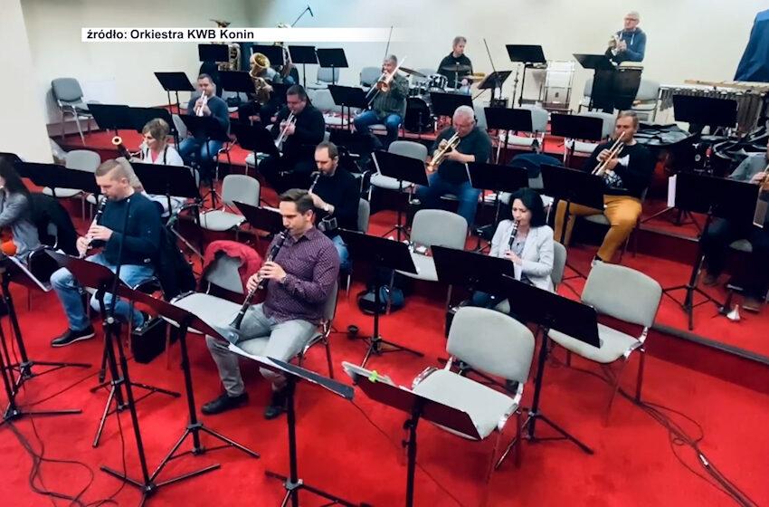 Pożegnanie Krzysztofa Krawczyka przez Orkiestrę KWB Konin