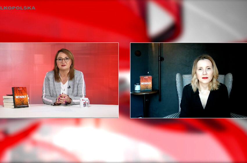 Spotkania kulturalne w TV Wielkopolska – Joanna Opiat – Bojarska