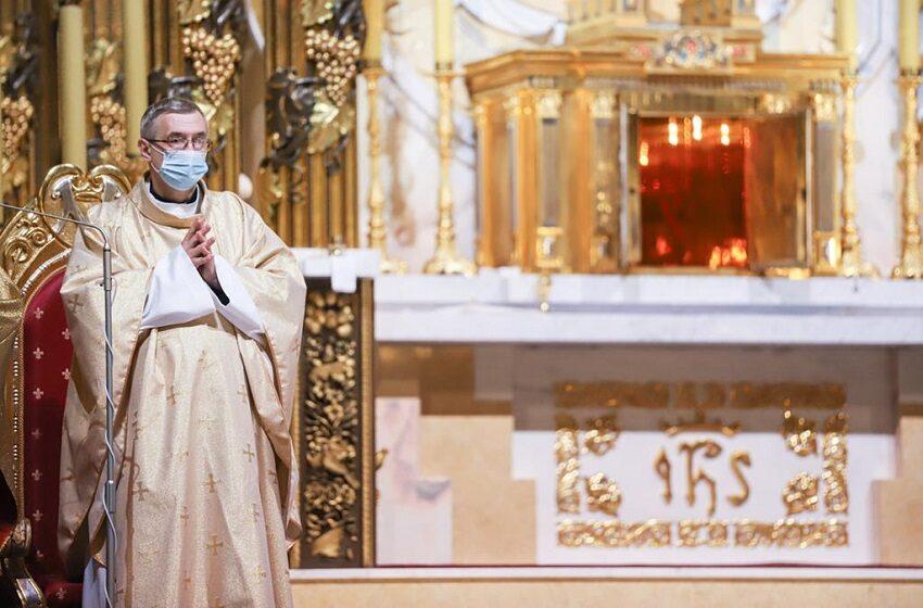 Wielki Tydzień w licheńskim sanktuarium
