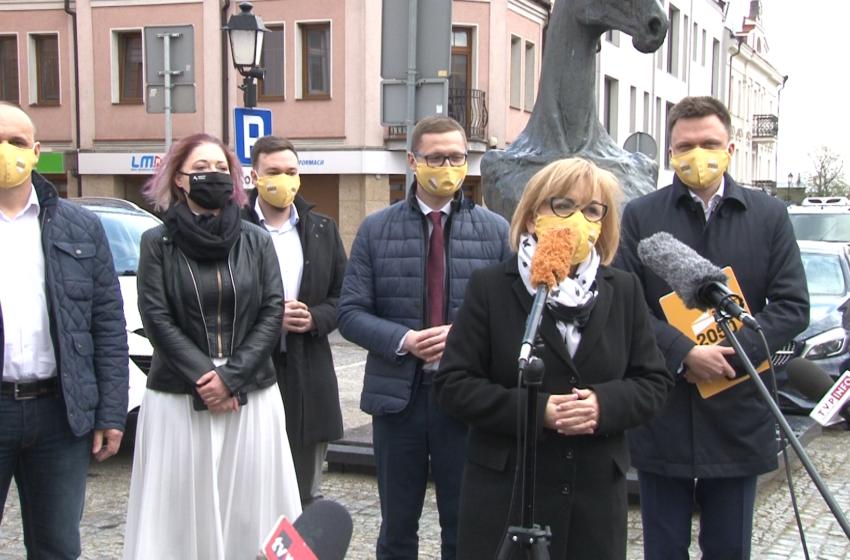 Wiceprezydent Konina w ruchu Szymona Hołowni