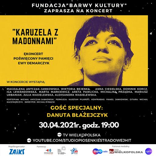 Już 30 kwietnia niezwykły koncert pamięci Ewy Demarczyk