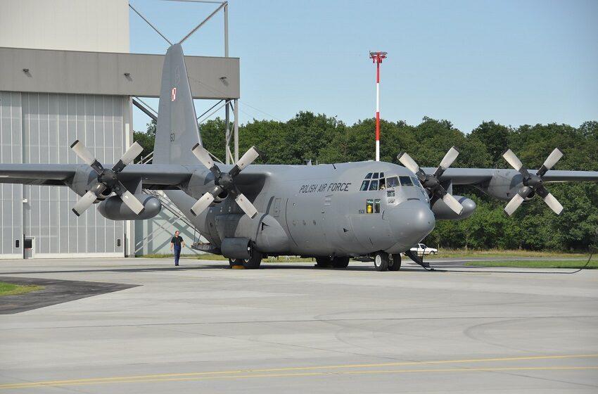 5 samolotów trafi do 33 Bazy Lotnictwa Transportowego