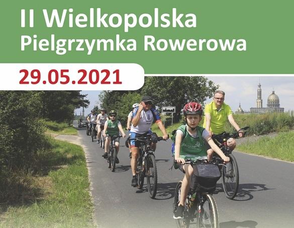 II Wielkopolska Pielgrzymka Rowerowa w Licheniu