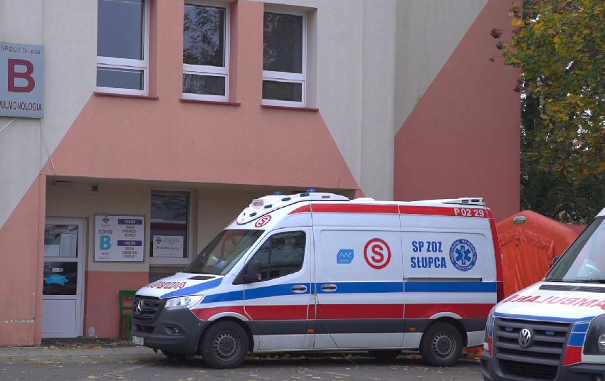 """Szpital w Słupcy przestaje być jednoimiennym """"covidowym"""""""