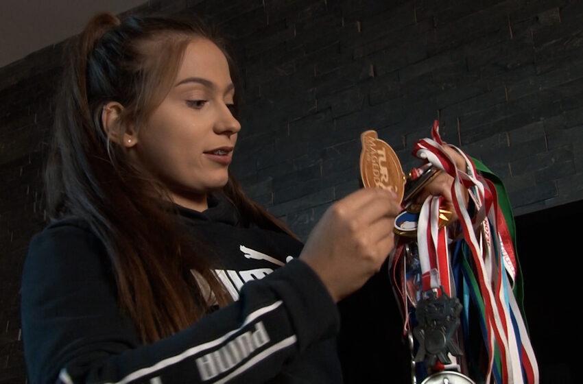 Klaudia Mruk – 18-latka na medal!