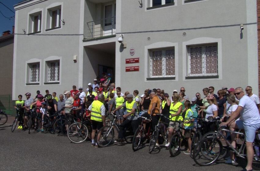 Rychwał: ponad 70 osób wyruszyło w rajdzie rowerowym