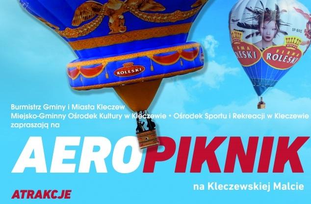 W niedzielę AEROPIKNIK w Kleczewie