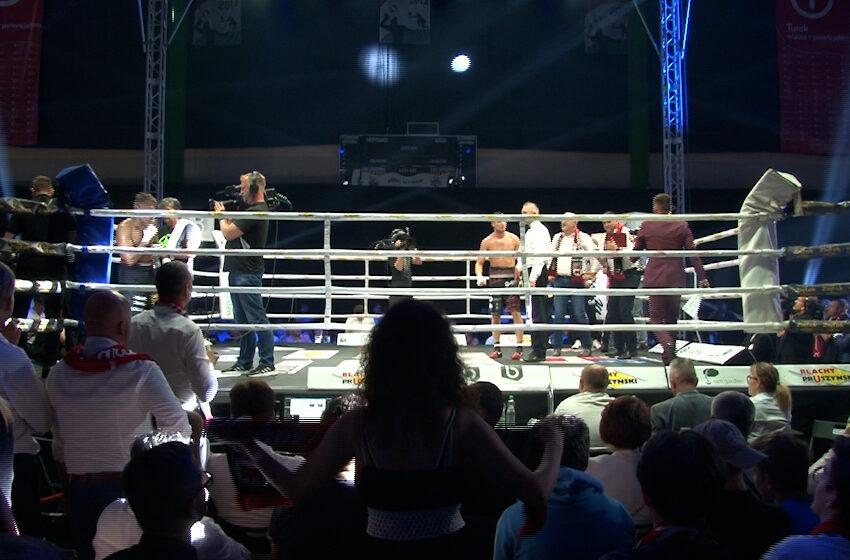 Challenger's Boxing Night w Turku