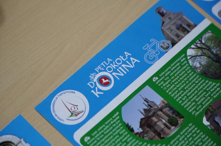 """LOT """"Marina"""" promuje turystykę rowerową"""