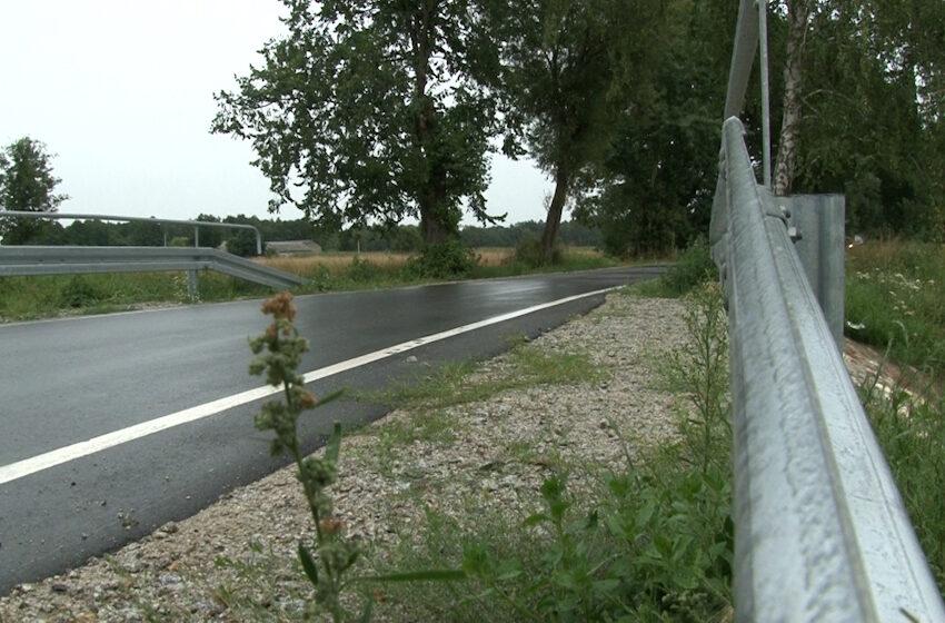 Rychwał: Przebudowa mostu w Glinach została zakończona