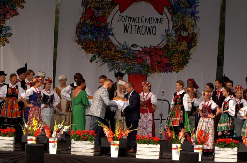 Święto rolników w Witkowie