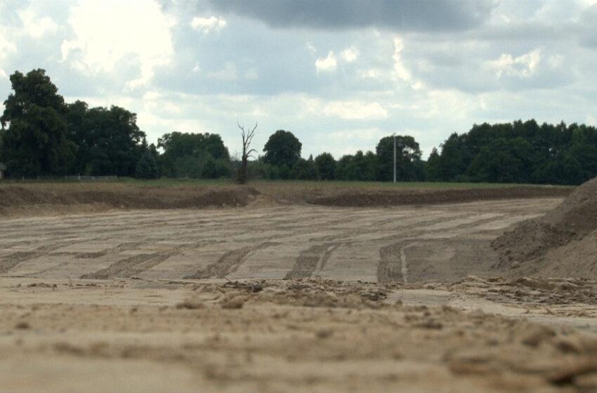 Nowa droga obronna powstaje na terenie gminy Powidz