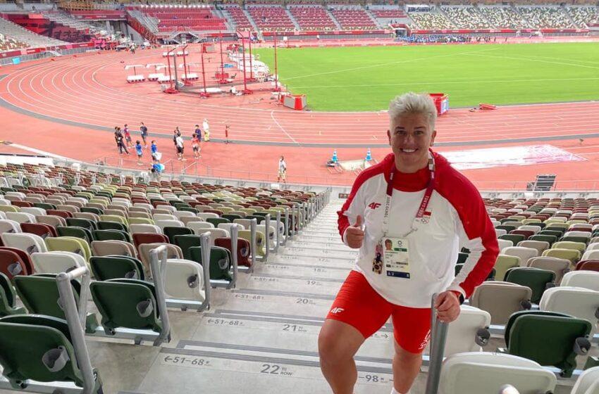 Anita Włodarczyk mistrzynią olimpijską