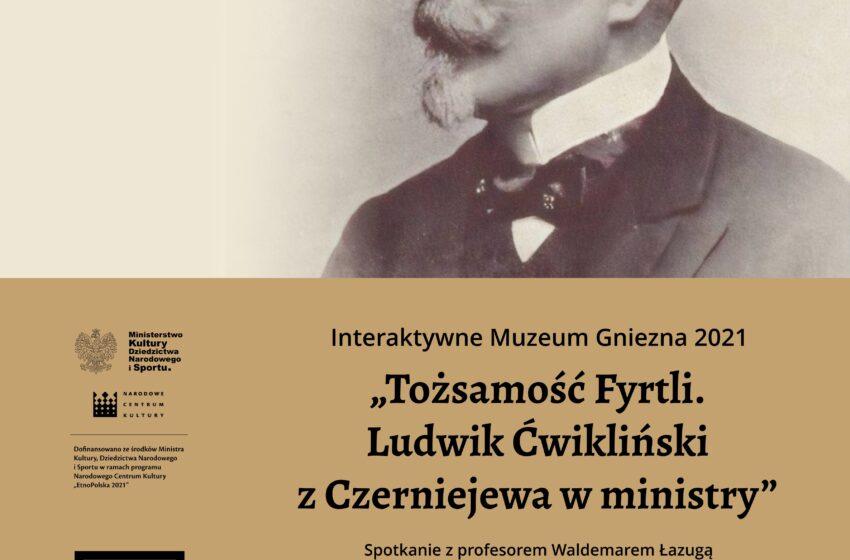 Spotkanie z profesorem Waldemarem Łazugą