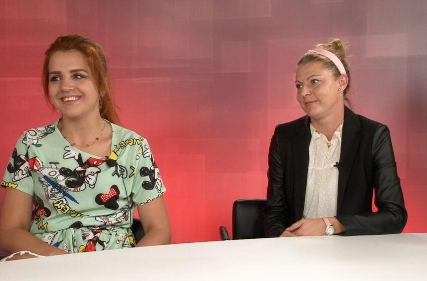 W Cztery Oczy – Sandra Jabłońska i Natalia Rój
