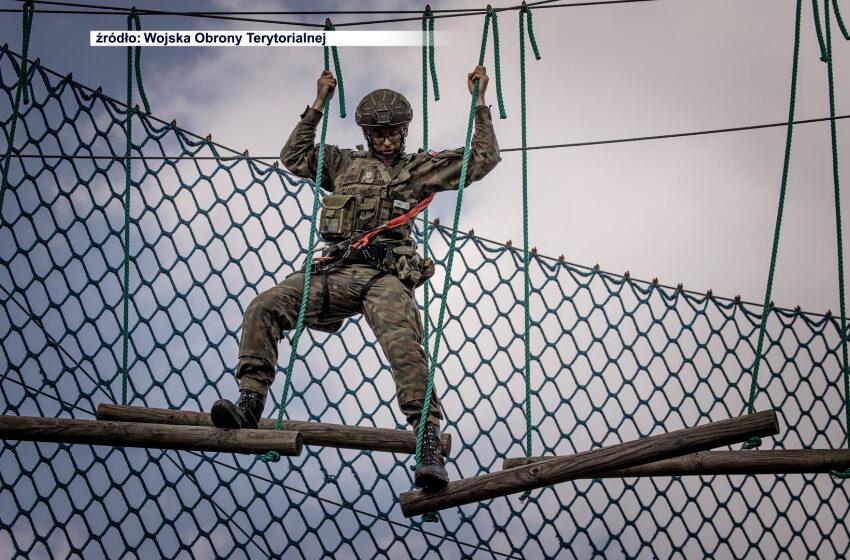 Terytorialsi będą szkoleni w Kleczewie