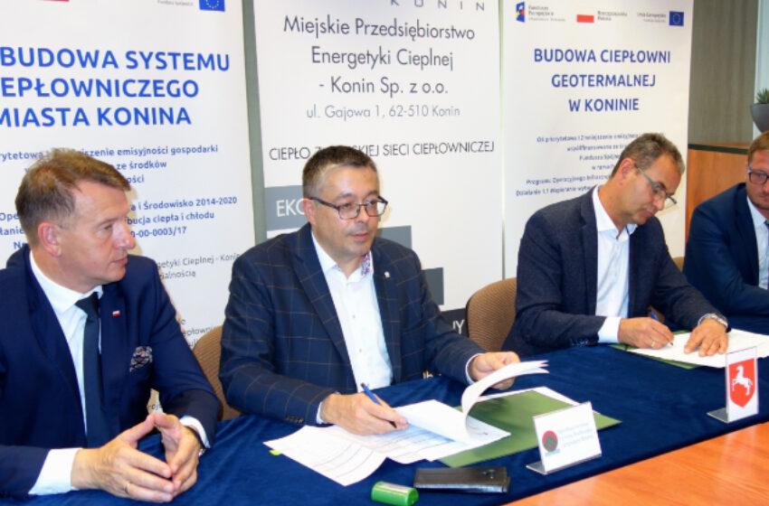 Zastępca prezesa NFOŚiGW gościł w siedzibie MPEC-Konin