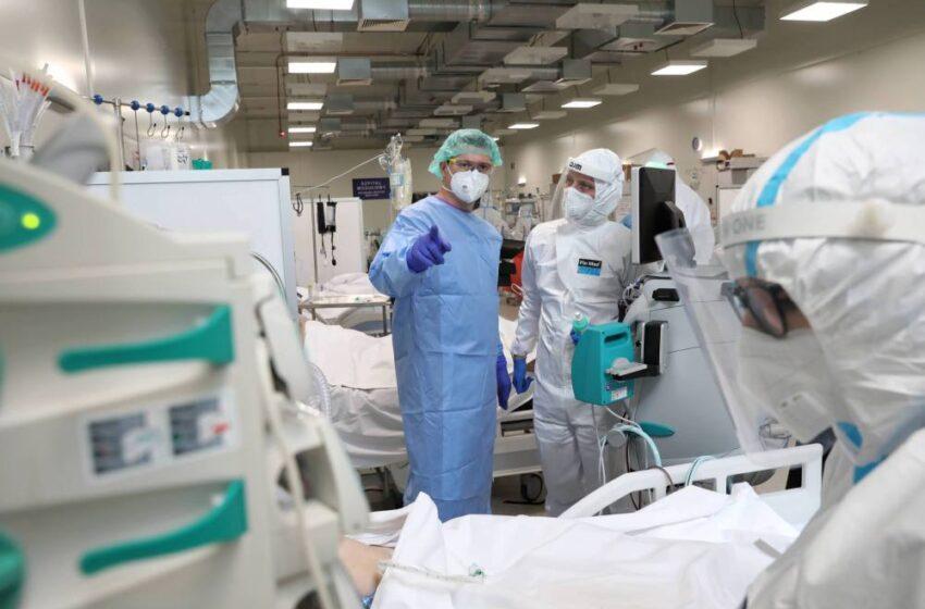 Ministerstwo Zdrowia: 406 nowych zakażeń, zmarło 13 osób z COVID-19