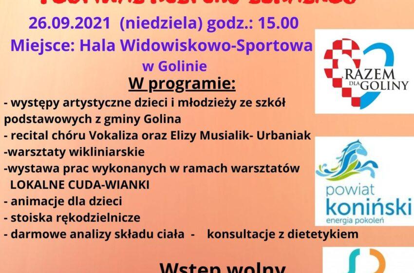 Festiwal Kultury Lokalnej w Golinie