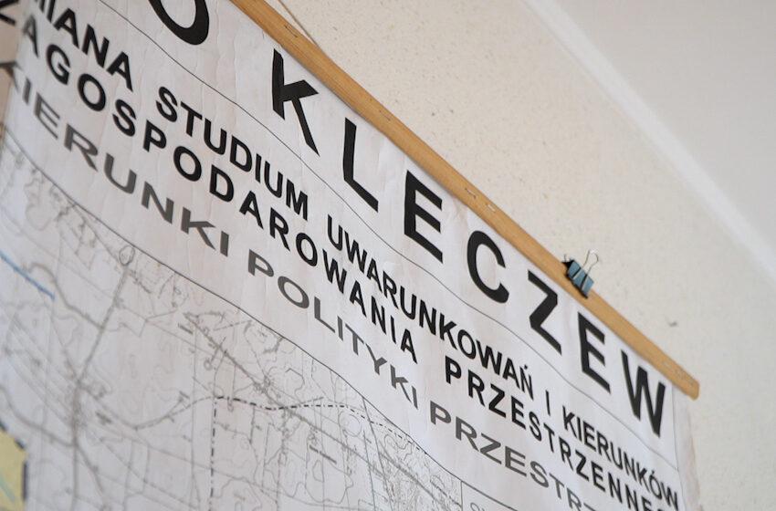 Dzieje się w gminie Kleczew… czas na kolejne inwestycje