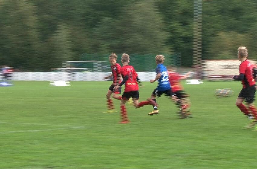 Europejski Turniej piłki nożnej U12 w Ślesinie