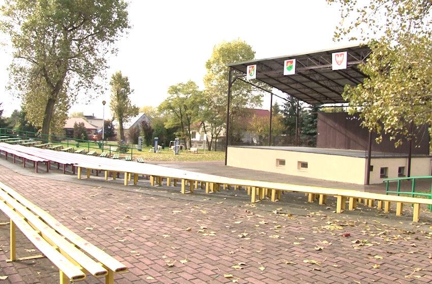 Amfiteatr w Kramsku przejdzie gruntowny remont