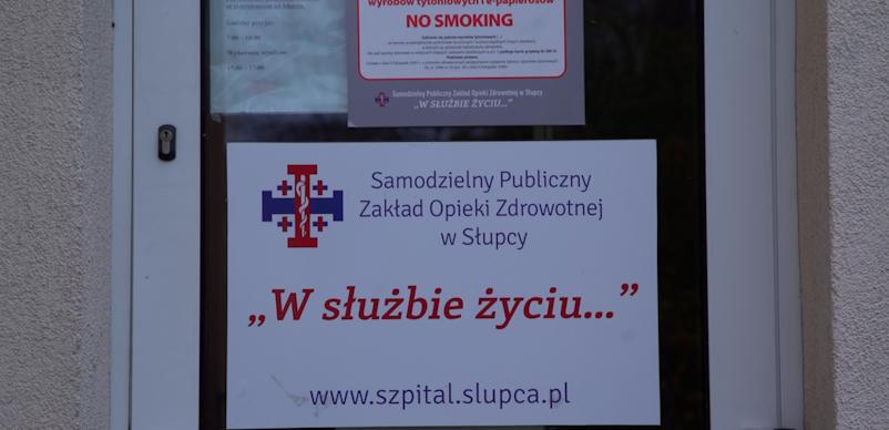 Szpital w Słupcy od 12 listopada przekształcony w jednoimienny