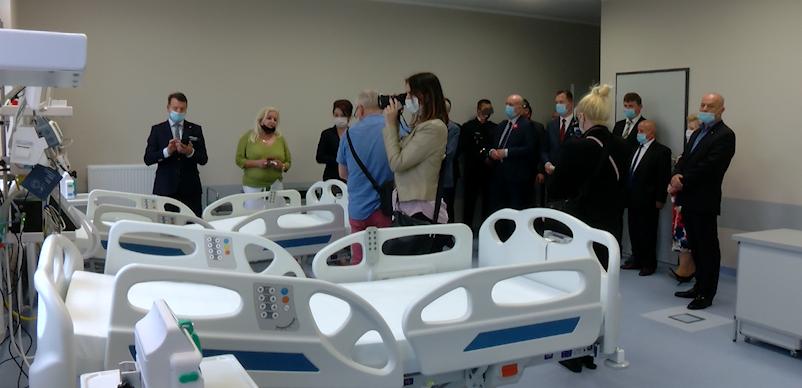 Blok operacyjny na miarę XXI wieku w kolskim szpitalu