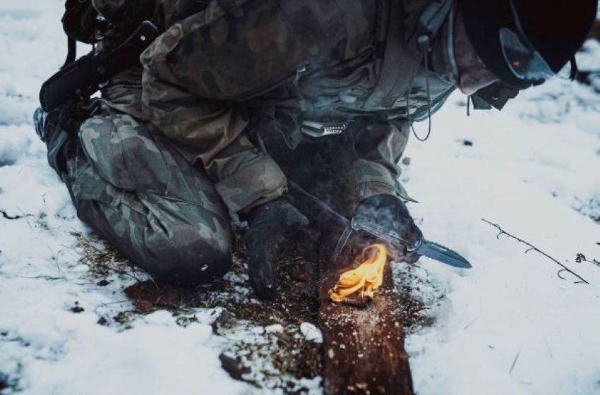 Przetrwać i wrócić do swoich! – szkolenie survivalowe żołnierzy WOT
