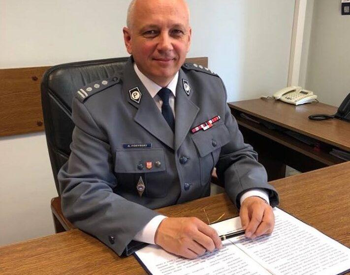 Zmiana na stanowisku Komendanta Powiatowego Policji w Kole