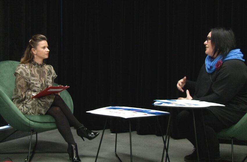 Spotkania Kulturalne w TV Wielkopolska – Renata Rudowicz