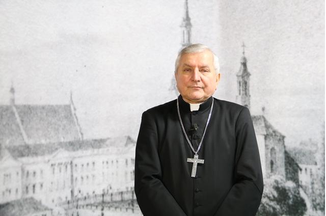 Jest decyzja Watykanu w sprawie bp Edwarda Janiaka