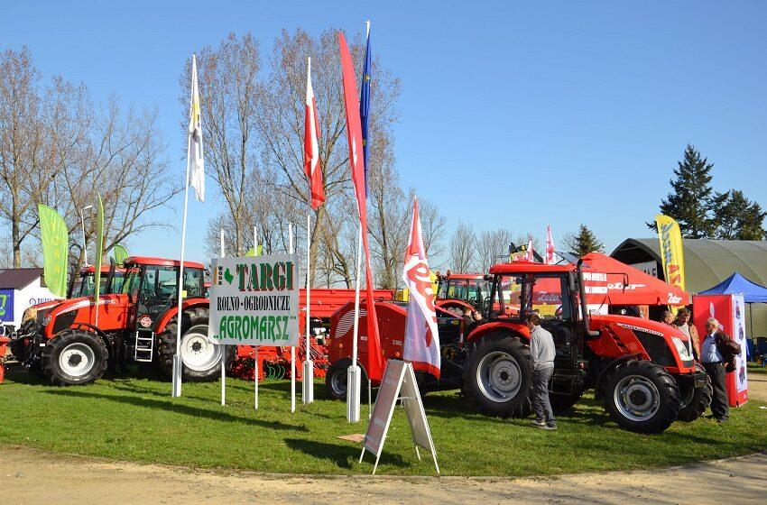 Wiosenne Targi Rolno-Ogrodnicze AGROMARSZ w tym roku online