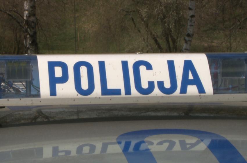 Policyjny pościg ulicami Konina
